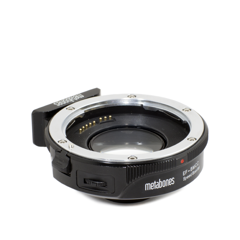 Canon EF-BMCC Speed Booster Adapter Metabones New