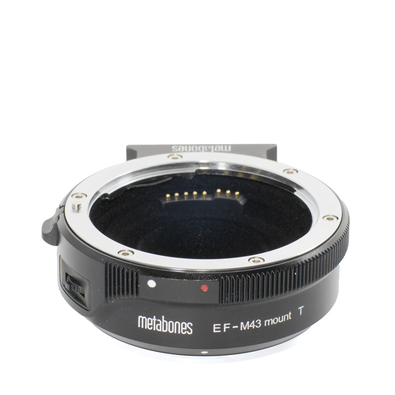 RMSBEOSM4//3 Speedbooster Adapter for Canon EOS M 4//3