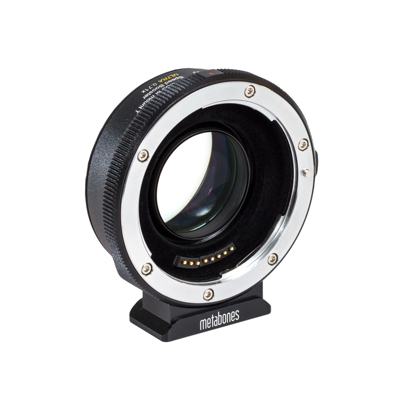 Metabones Introduces EF to EOS M (EF-EFM Mount) Speed Booster ULTRA 0.71x