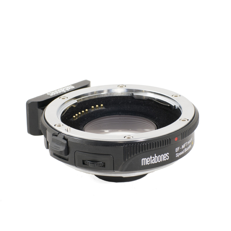 Drivers Update: Canon EF-Micro Four Thirds Speed S Adapter Metabones